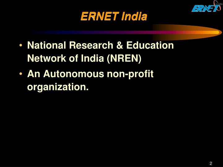 Ernet india1
