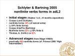 schlyter bartning 2005 nonfinite verbs forms in adl2