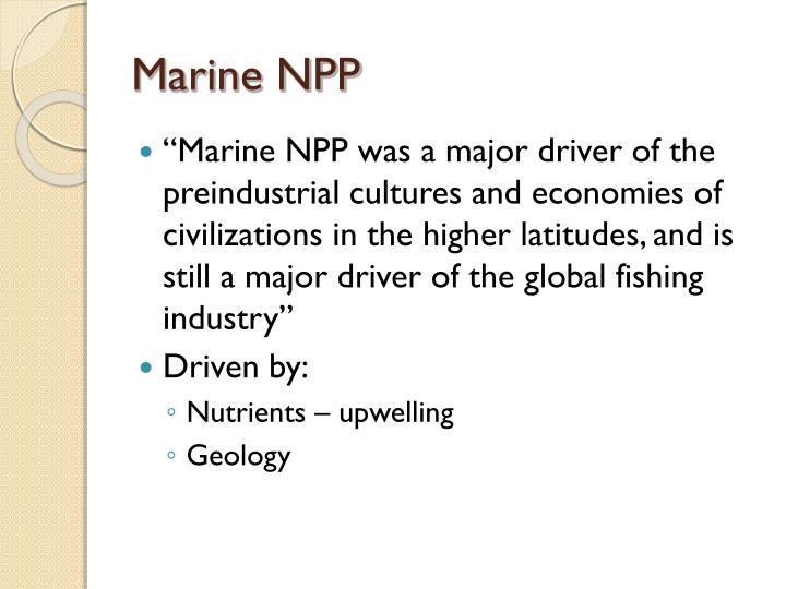 Marine NPP