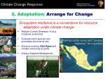 2 adaptation arrange for change1