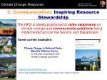 3 communication inspiring resource stewardship