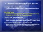 2 comments from february 5 work session1