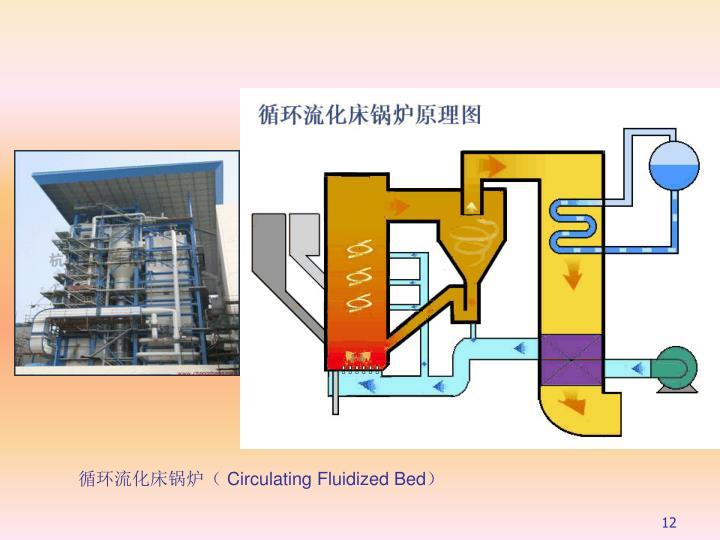 循环流化床锅炉(