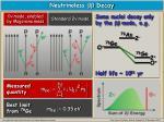 neutrinoless bb decay