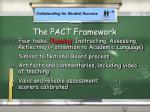 the pact framework