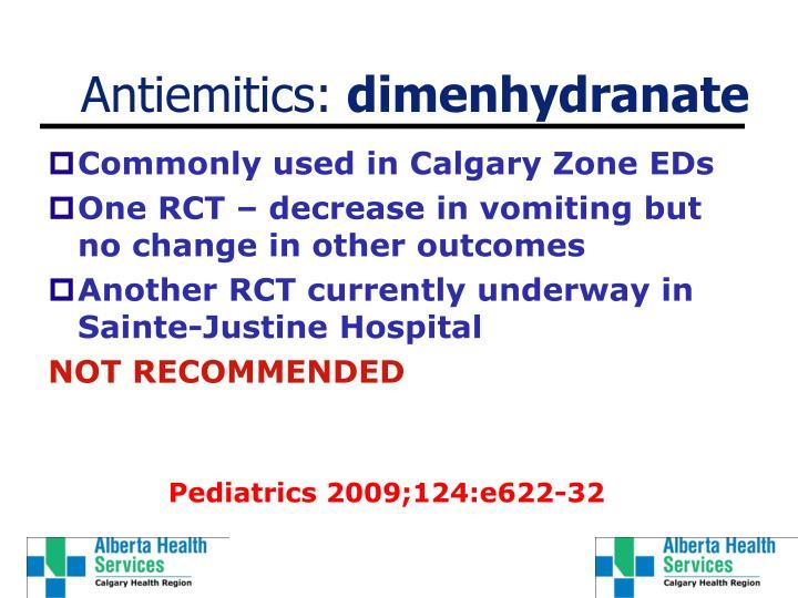 Antiemitics: