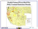 pre02d natural prescribed fire pm2 5 annual emissions density1
