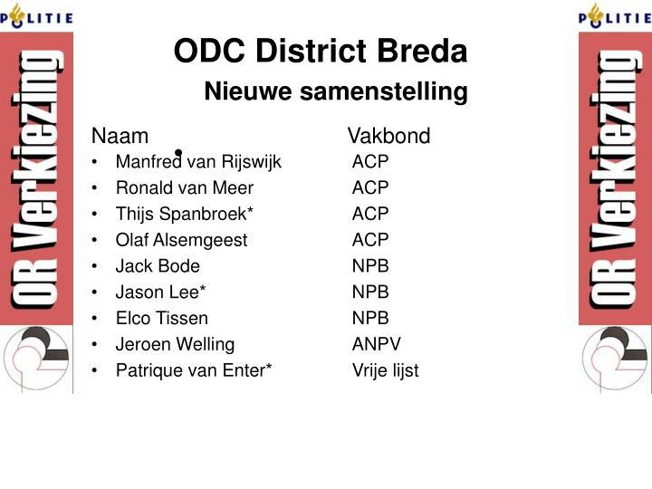 ODC District Breda