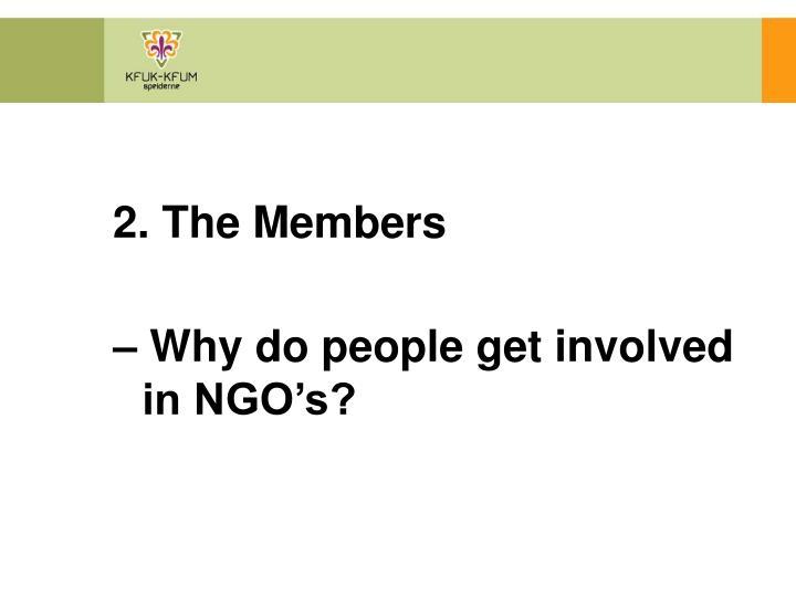 2. The Members