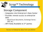scrap technology1
