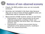 notions of non observed economy1