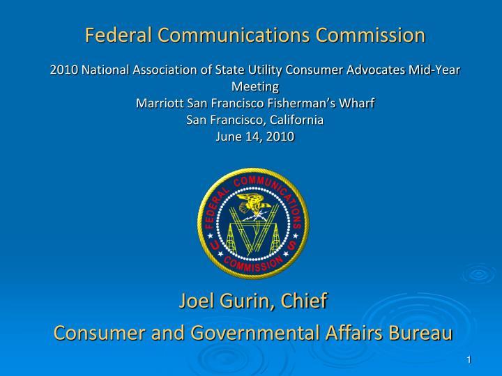 federal communications commission n.