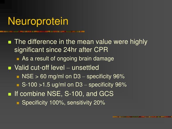 Neuroprotein