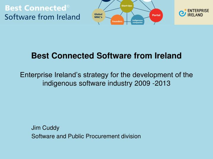 Best Connected Software from Ireland
