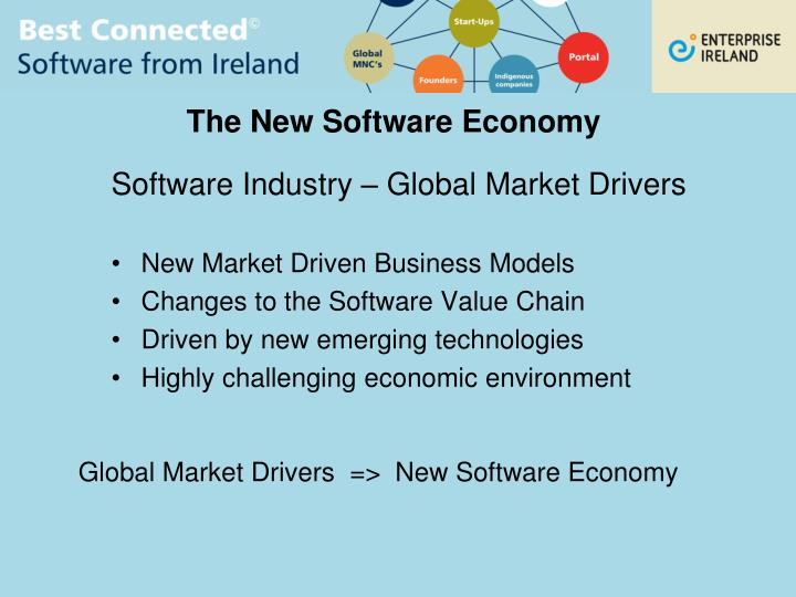 The New Software Economy