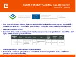 emisn koncentrace no x max 200 mg nm 3 investi n p stup
