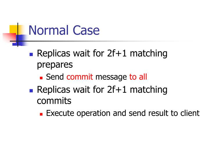 Normal Case