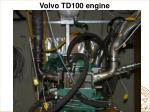 volvo td100 engine