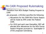 pa cair proposed rulemaking5