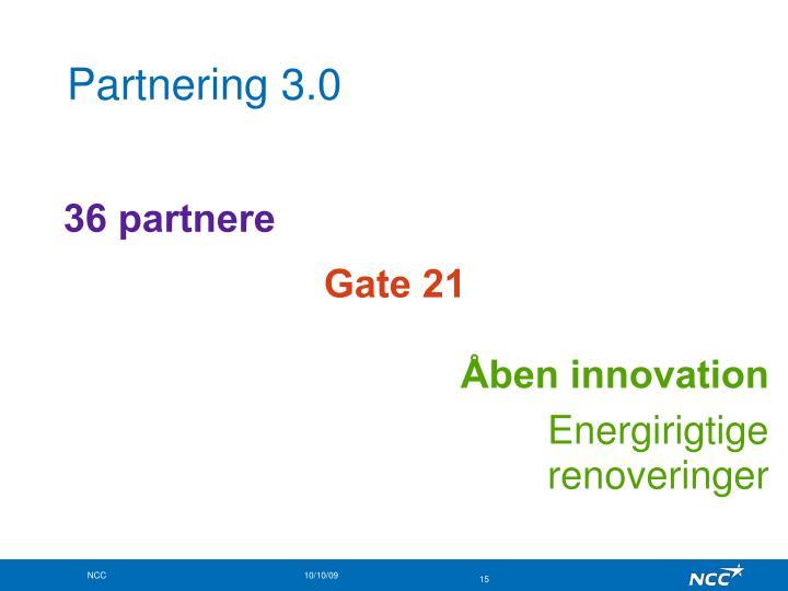 Partnering 3.0