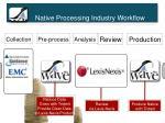 native process