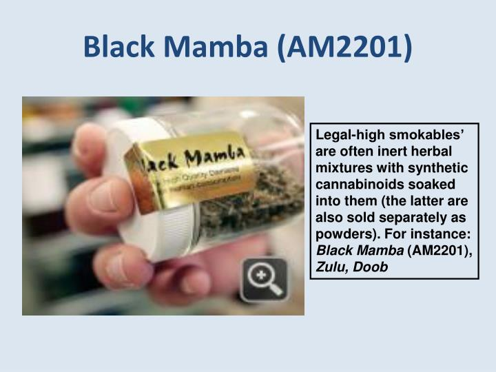 Black Mamba (AM2201)