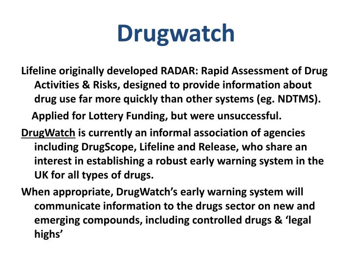 Drugwatch