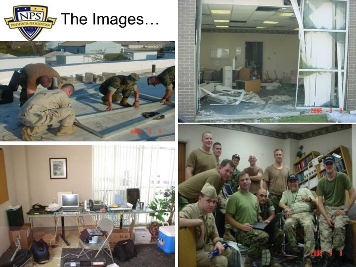 The Images…