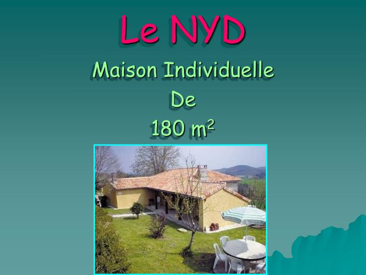 Le nyd