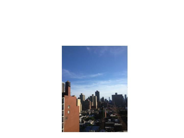NYC is a beautiful place to live. There are so many advantages living there. You can do so many thin...