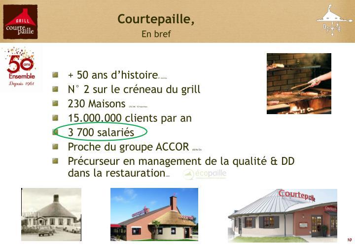 Courtepaille,