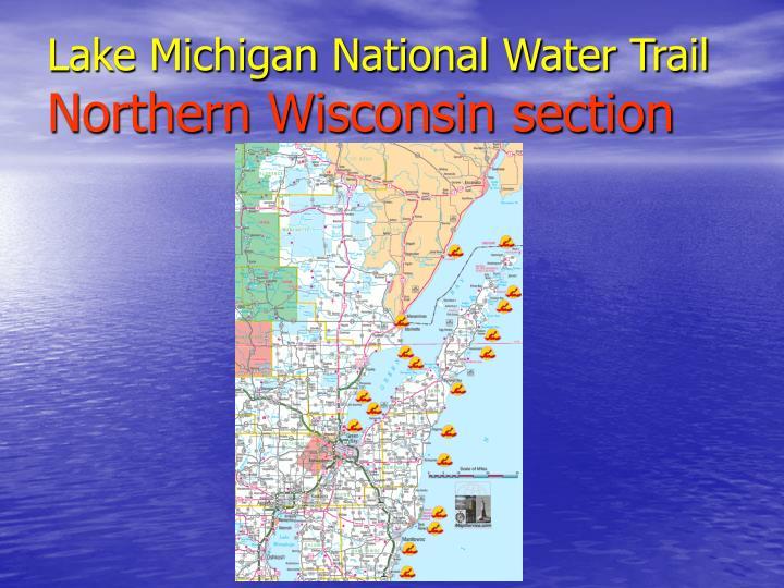 Lake Michigan National Water Trail