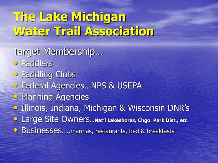 The Lake Michigan