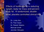 dr linda kim dr pam swan dr robert waters michael smith jennifer orlowski