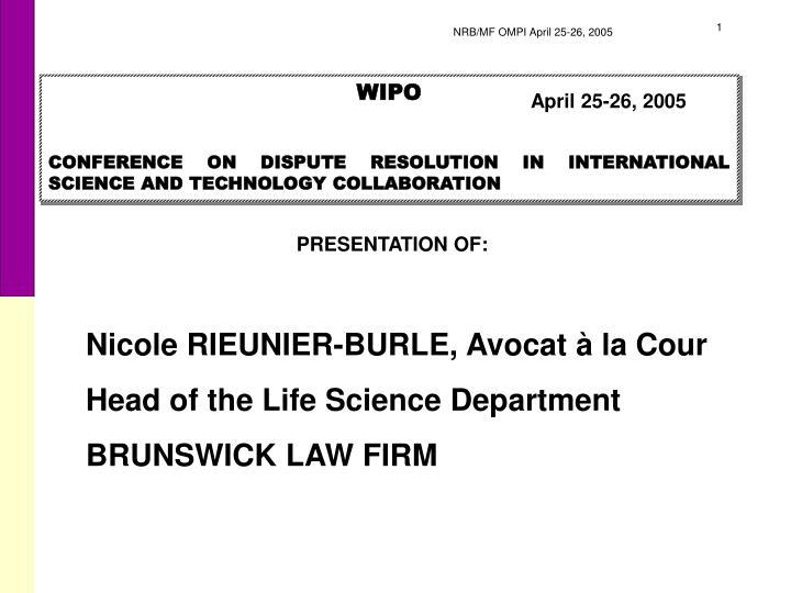 April 25 26 2005