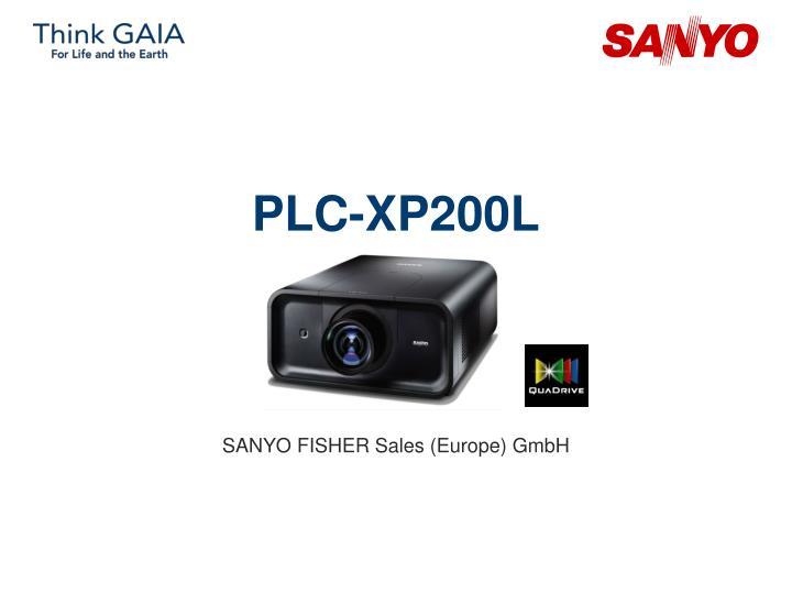 PLC-XP200L