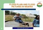 flood plain and flood pictures in nigeria2