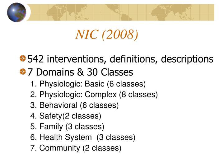 NIC (2008)