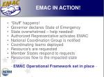 emac in action