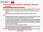 4 ne tehnolo ke inovacije in spodbude v sloveniji izzivi 3