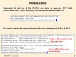 formatdb2