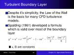 turbulent boundary layer4