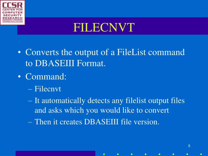 FILECNVT