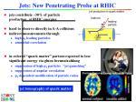 jets new penetrating probe at rhic