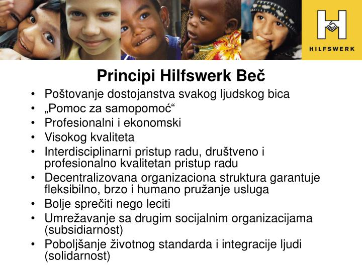 Principi Hilfswerk Be