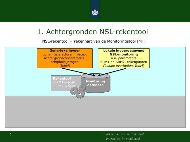 1 achtergronden nsl rekentool