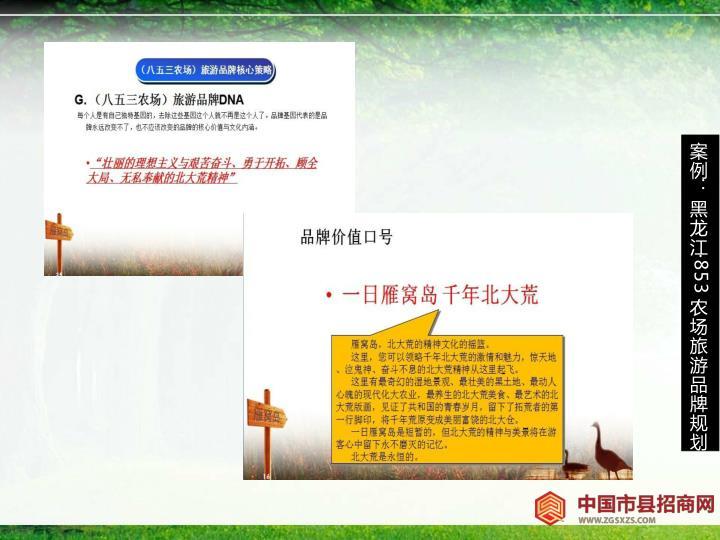 案例:黑龙江·