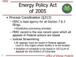 energy policy act of 20051