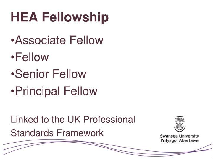 HEA Fellowship