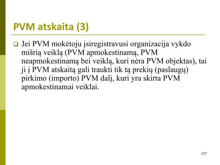 PVM atskaita (3)